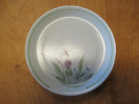 "Buchan Pottery Scotland THISTLEWARE Dinner Plate 10 1/4"" 1 ea  4 available"