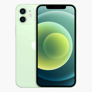 Apple iPhone 12 - 128GB - GRÜN - NEU & OVP - SIMLOCKFREI WOW