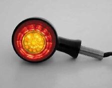 LED Rücklicht/Blinker Einheit Colorado für Honda Modelle E-geprüft 1Paar Schwarz