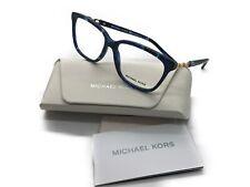 34b3811519b Michael Kors Eyeglass Frames WOMENS MK8018 Sabina 3109 Blue Marble 54MM