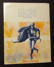 1970's FANTASTIC EXPLOITS #21 SFCA Fanzine FN+ John Adkins Richardson MAXOR