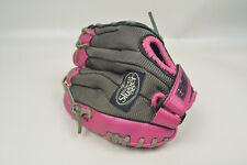"Louisville Slugger Diva Series Youth RHT 10.5"" Baseball T Ball Glove DV14HP"