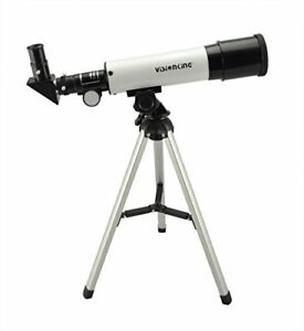 Visionking 360/50 Monocular Telescope for Kids Children Boys Astronomical moon