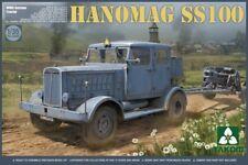 Takom 1/35 WWII German Hanomag Tractor SS100 Vehicle Model Kit New