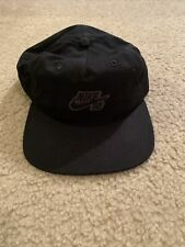 Black Nike SB Snapback NWOT