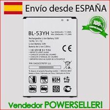 Bateria BL-53YH para LG OPTIMUS G3  D855 / D830 / D850 / D851 / FU400 / VS985