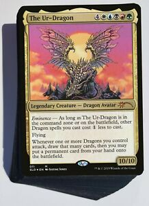 °°Commander Deck°°- The Ur Dragon - Rare Mythic Dragons - EDH - MTG Magic Cards