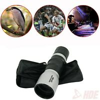 16x40 Monocular Travel Outdoor Camping Adjustable Zoom Scope Compact Telescope