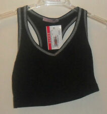 V-Neckline Crop Tops for Women