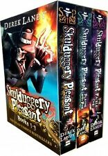 Skulduggery Pleasant Series 1 Collection Derek Landy 3 Books Box Set (Book 1-3)