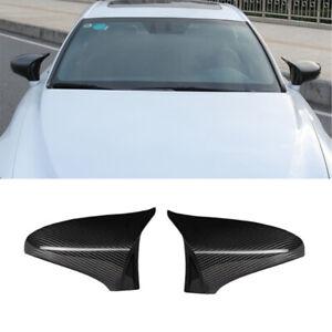 Fit For Lexus IS GS CT 2013-2019 Carbon Fiber Exterior rear view mirror Cover