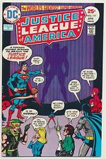 JUSTICE LEAGUE OF AMERICA #117 JLA HIGH GRADE Hawkman The Equalizer Apr 1975