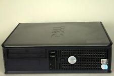 DELL OptiPlex GX620 Intel Pentium D 3.00GHz RAM 4GB DDR2 HDD 80GB
