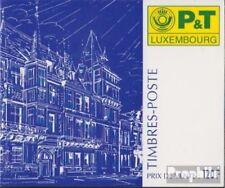 Luxembourg 1385MH (complète edition) carnet de timbres neuf avec gomme originale