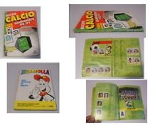 ALBUM FIGURINE MICRO CALCIO CAMPIONATO 90/91 ED. VALLARDI