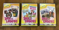 Set Of Three-Just For Laughs DVD's - All Three Double DVD Feature