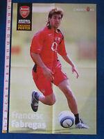 Cesc Fabregas Poster - Arsenal - 2004/05
