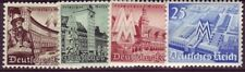 GERMANY Sc 494-7 NH ISSUE OF 1940 - LEIPZIG FAIR