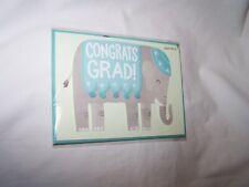 Papyrus Graduation Greeting Card/Envelope; Smart Elephant