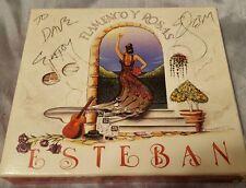 Flamenco y Rosas by Esteban AUTOGRAPHED (CD, Oct-1996, 2 Discs, Daystar)