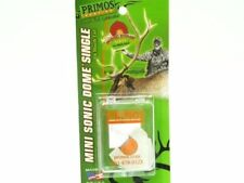 Primos Mini Sonic Dome Series Single Reed Elk Sounds Hunting Mouth Call 1647