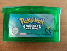 Pokemon: Emerald Version (Nintendo Game Boy Advance, 2005) - Cartridge only