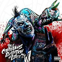 Twiztid - The Continuous Evilution Of Life's ?'s [New Vinyl] Explicit, Gatefold