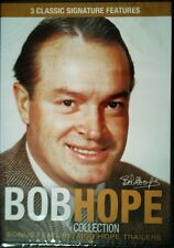 3 Bob Hope Features ROAD to BALI MY FAVORITE BRUNETTE The JACK BENNY SHOW Sealed