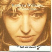 (AN192) Kathryn Williams, 50 White Lines - DJ CD
