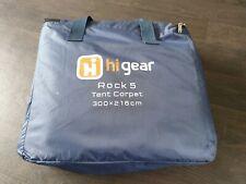 Hi GEAR ROCK 5 TENT CARPET