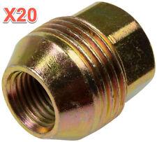 Set 20 Wheel Lug Nut  Replace M14-1.50 External Thread OE Type