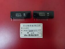 Roland 80017a VCF/VCA chip for Juno106 ORIGINAL NEW OLD STOCK GUARANTEED