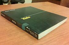 Yale Parts Manual ERC 70-120 HD, A839 (520371638, 6/99)