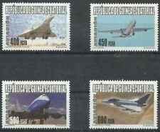 Timbres Avions Concorde Guinée équatoriale 470/3 ** année 2005 lot 24650