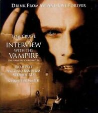 Interview With The Vampire 0883929003549 Blu-ray Region a P-h
