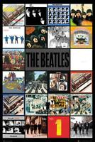 The Beatles Poster Albumcovers 61 x 91,5 cm
