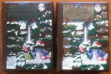 Texas Hist. - Encyclopedia of Texas, Houston, San Antonio, Cattle, Oil - 2 vols
