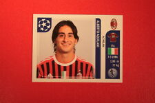 PANINI CHAMPIONS LEAGUE 2011/12 N 507 AQUILANI MILAN WITH BLACK BACK MINT!!