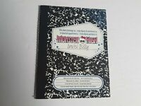 Monster High Doll Diary Booklet Journal Loose Invisi Billy