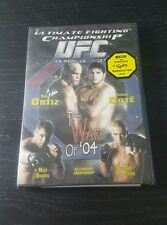 Ultimate Fighting Championship UFC 50 - War of '04 New Collectable.