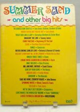 1971 Summer Sand and Other Big Hits Sheet Music Book Tom Jones Jerry Reed T54