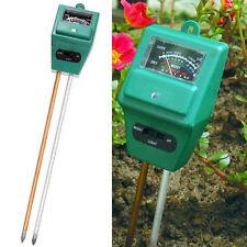 Misuratore Combo pH/Umidità/Lux per Terreno