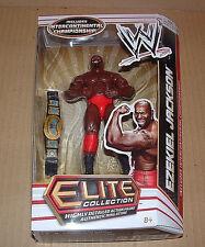 "WWE ELITE Collection Series #16_EZEKIEL JACKSON 6"" figure with Championship Belt"