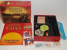 THE SETTLERS OF CATAN GAME Complete VGC