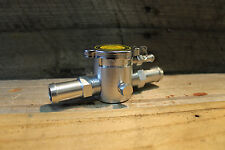"Billet Aluminium Inline Filler Neck - 3/4"" / 19mm W/ Free Cap"