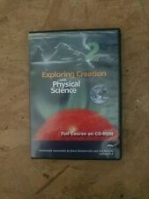 Exploring Creation with Physical Science on CD-ROM 2nd Edition by Jay L. Wile (…