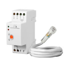 Dämmerungssensor DIN-Hutschiene Verteilereinbau Dämmerungsschalter Sonde Sensor