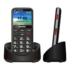 Unlocked Cell Phone 3G WCDMA GSM Big Button Easy For Old Man SOS Emergency Phone