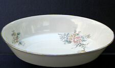 "COQUET by NORITAKE FINE CONTEMPORARY CHINA  ~ 9 1/2"" OVAL VEGETABLE DISH"