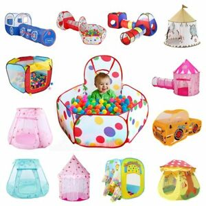 36 New Styles Foldable Kids Tent - Ocean Sea Pool Toys - Play Balls For Children